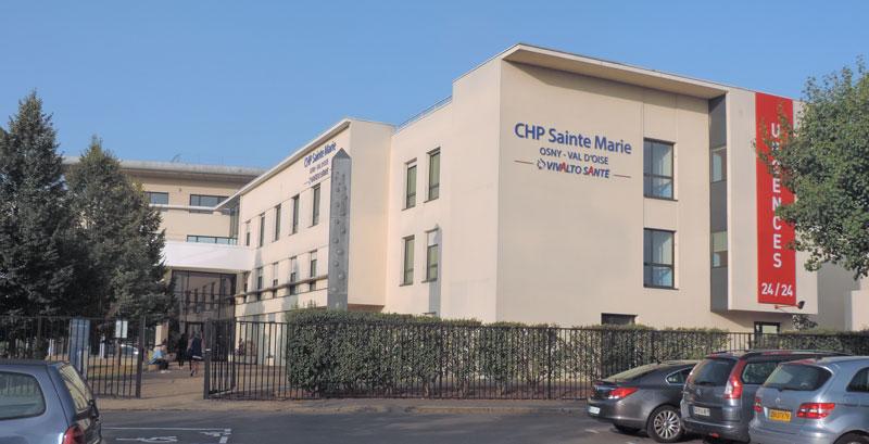 Centre hospitalier privé sainte marie